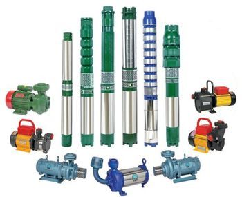 Submersible Pump set, Borewell Submersible Pump Sets Manufacturer, Supplier, Exporter in Vadodara