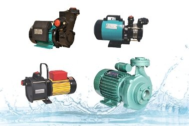 Self Priming Pump Sets Manufacturer in India