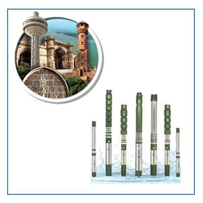 Submersible Pump set in Ahmedabad