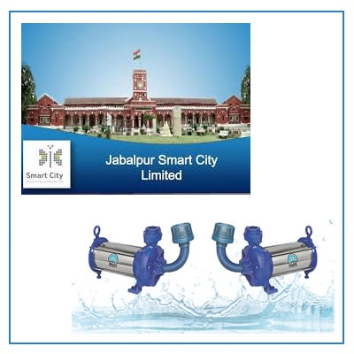 Submersible Pump set in Jabalpur