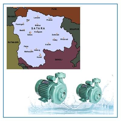 Submersible Pump set in Satara